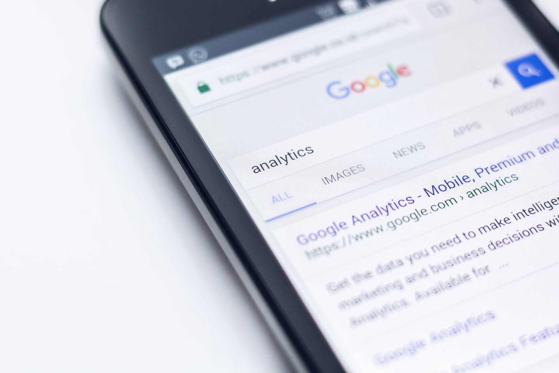 Google Ads Online Werbung